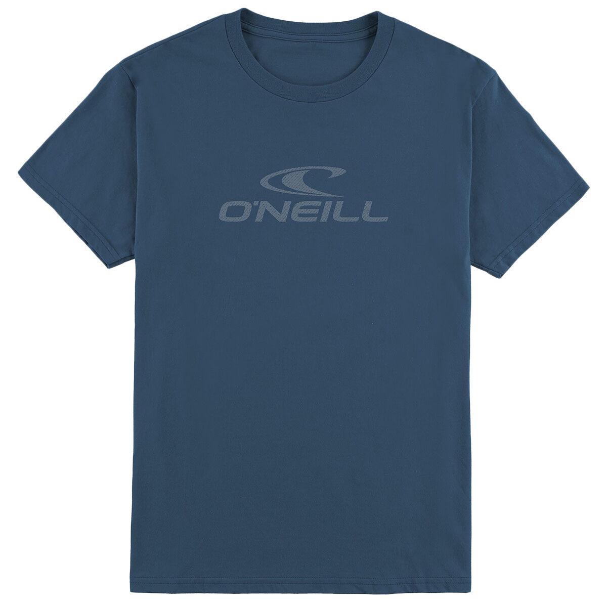 O'neill Men's Supreme Short-Sleeve Tee - Blue, S