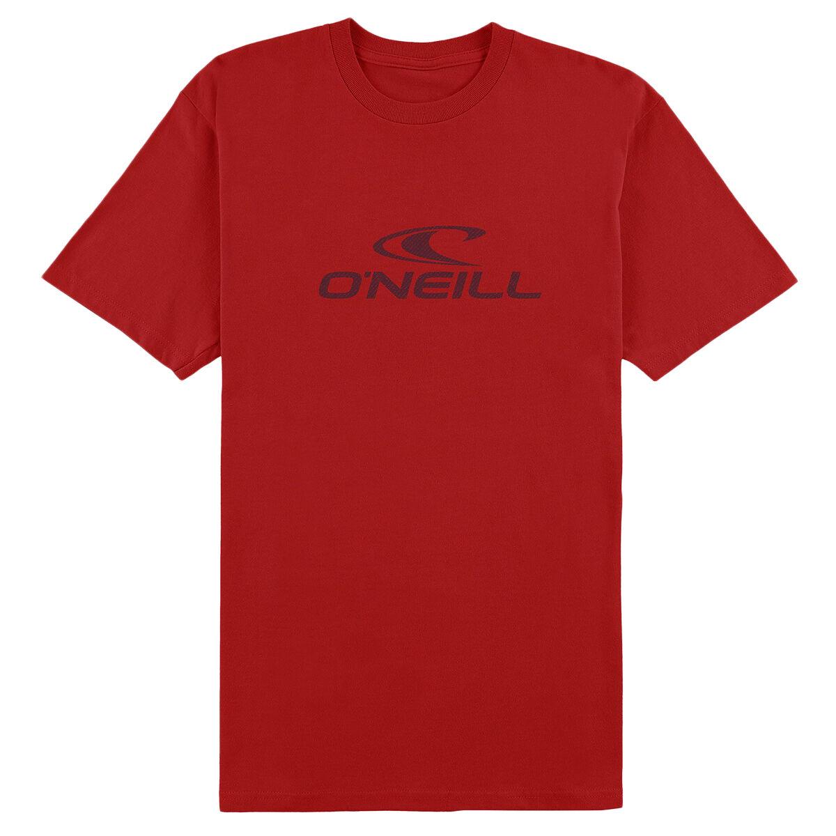 O'neill Men's Supreme Short-Sleeve Tee - Red, XL