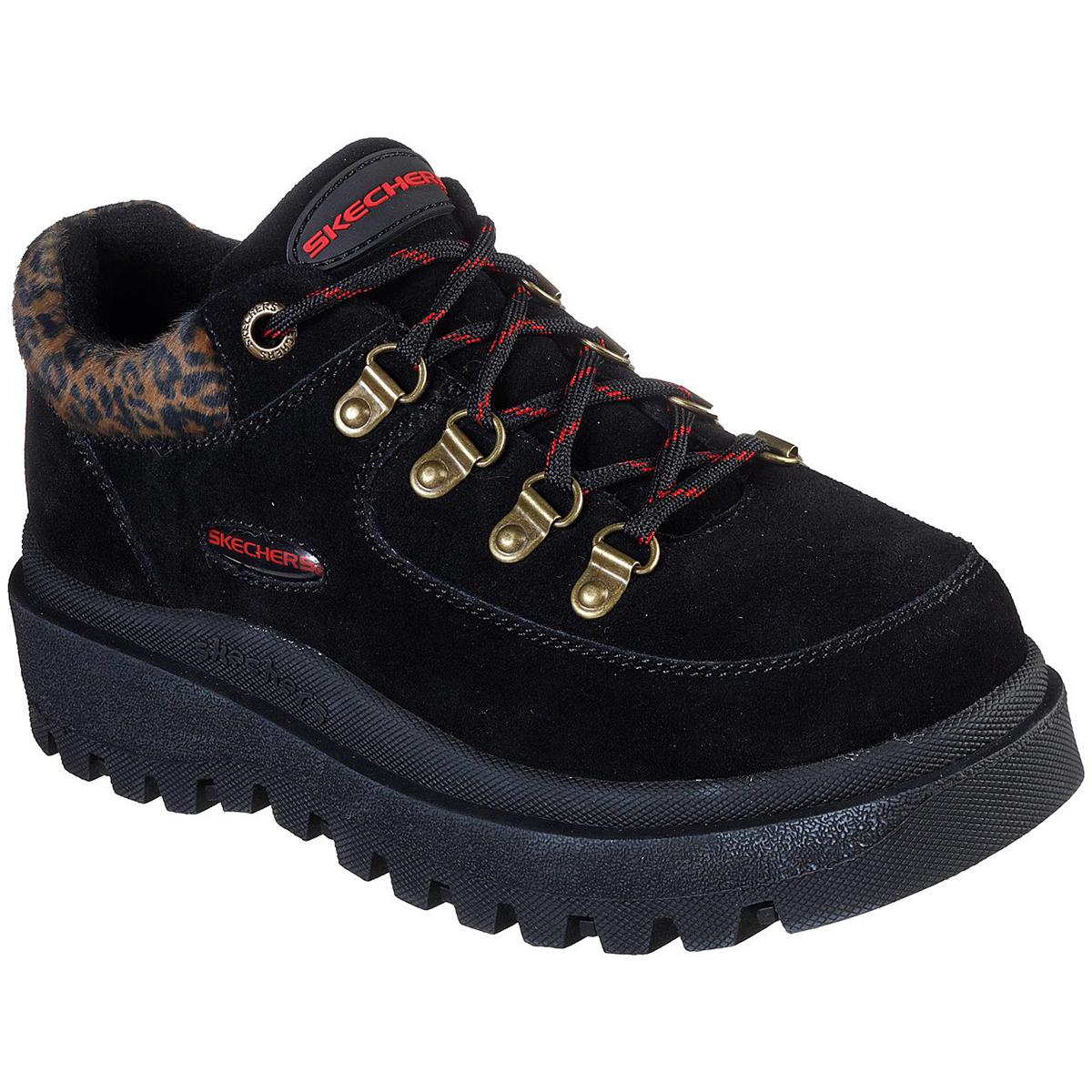 Skechers Women's Shindigs Growl Boots - Black, 7