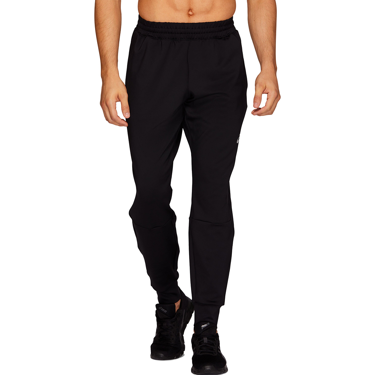 Asics Men's Thermopolis Joggers - Black, L