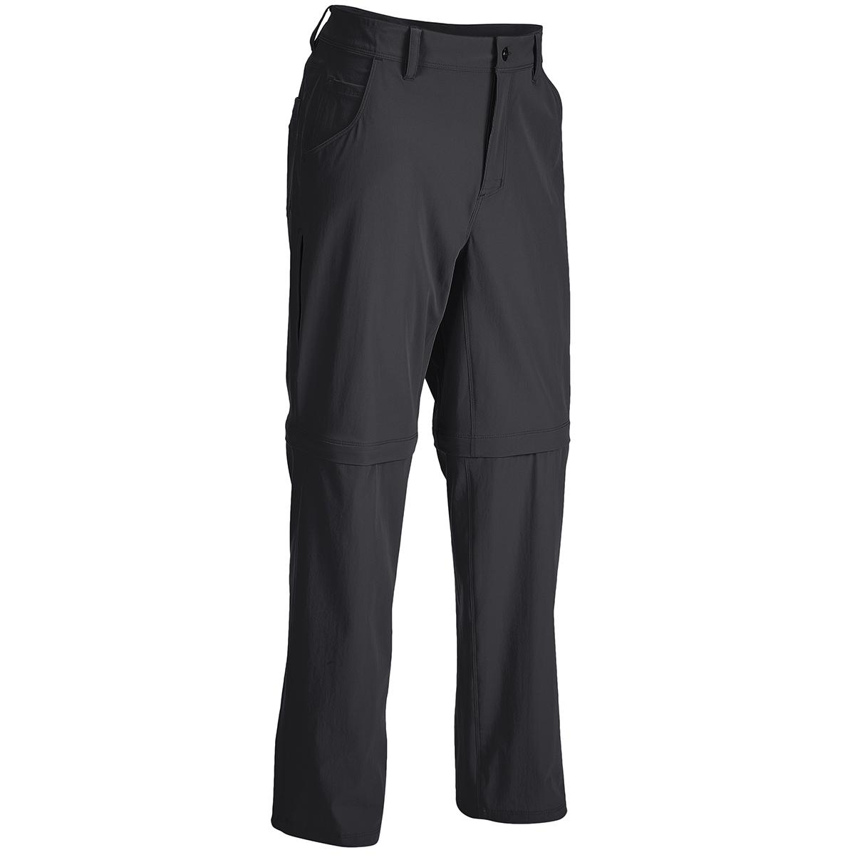 Ems Men's Compass 4-Point Zip-Off Pant - Black, 35/30