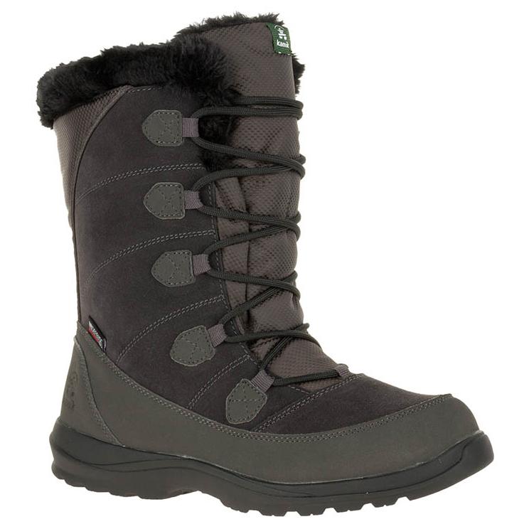 Kamik Women's Icelyn S Storm Boot - Black, 9