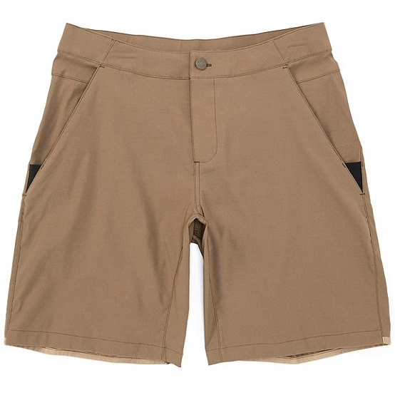 Marmot Men's North Mcdowell Water Resistant Stretch Shorts - Brown, L