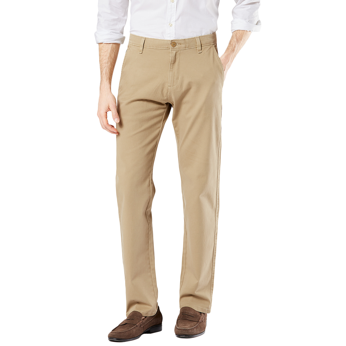 Dockers Men's Ultimate Chino Pants - Brown, 29/30