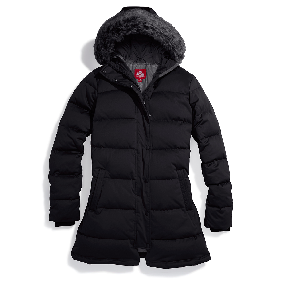 Ems Women's Klatawa Down Parka - Black, XL