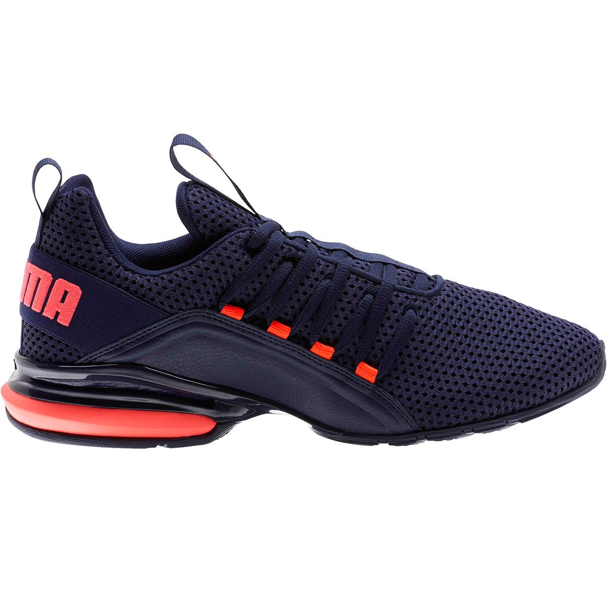 Puma Men's Axelion Breathe Training Shoes - Black, 12