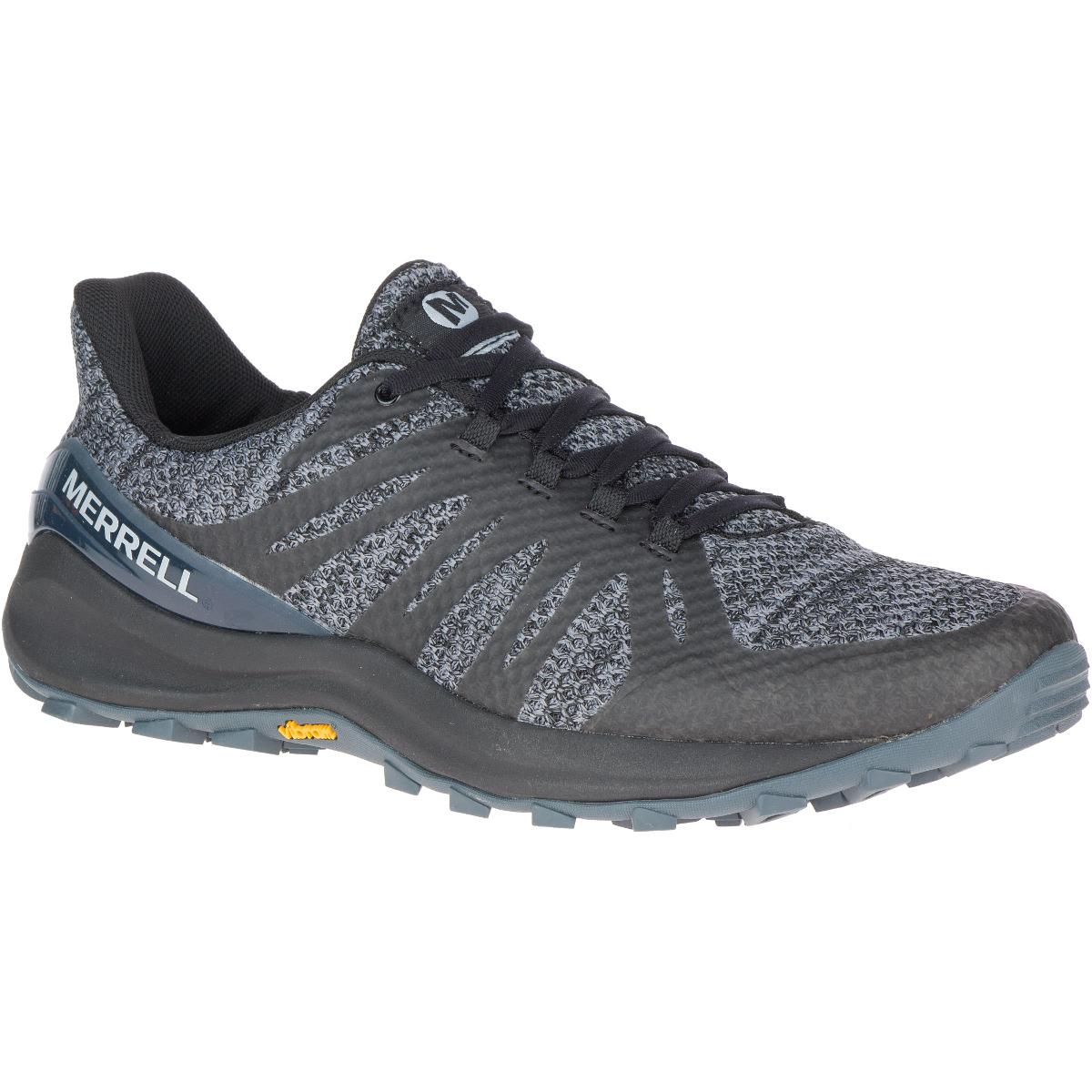 Merrell Men's Momentous Trail Running Shoe - Black, 10.5