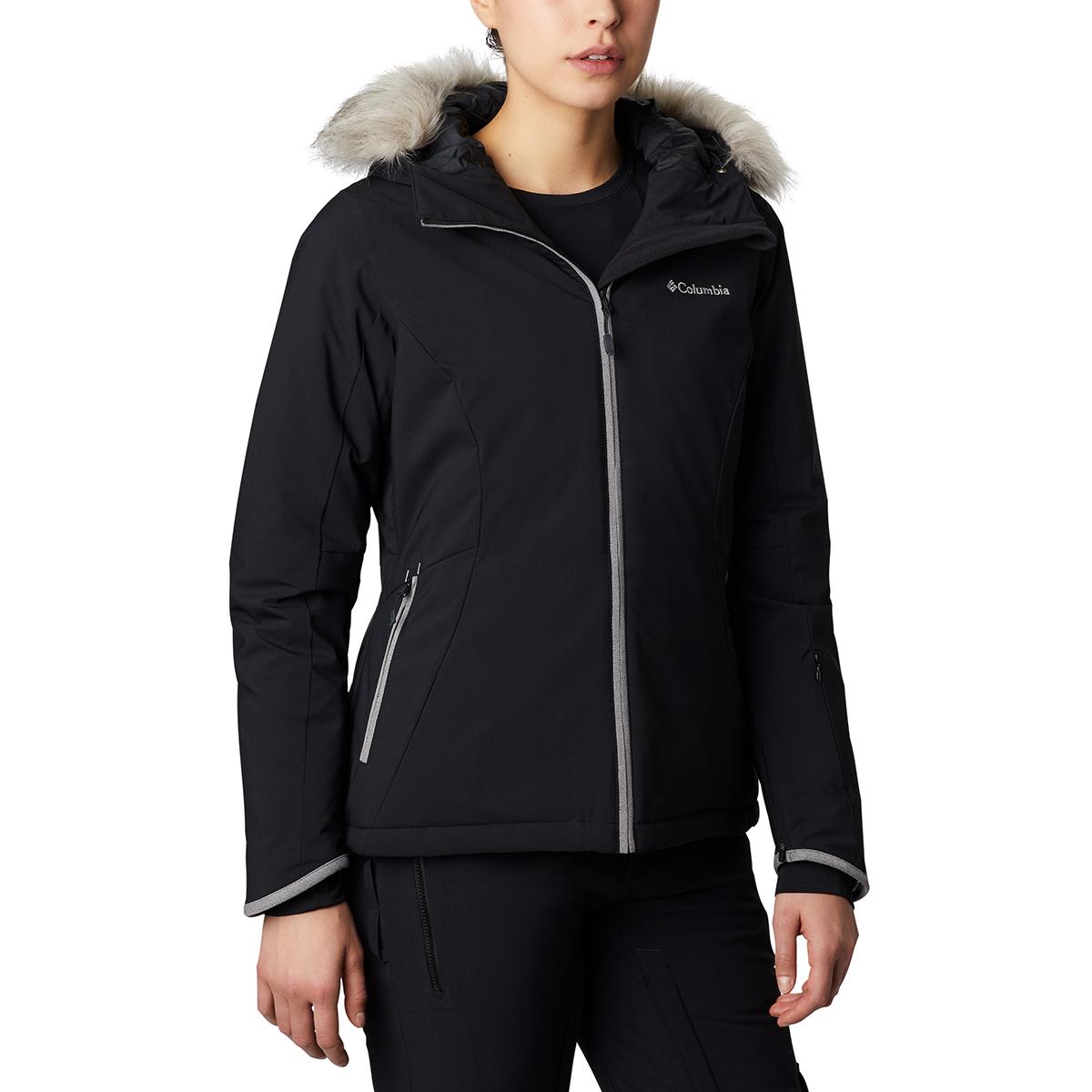 Columbia Women's Alpine Slide Jacket - Black, S