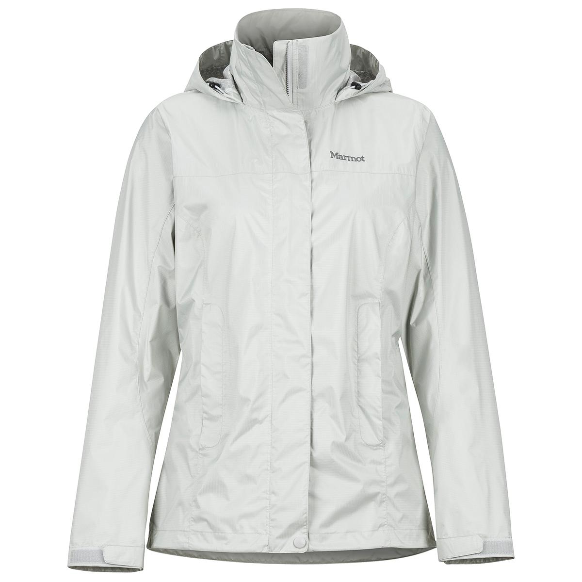 Marmot Women's Precip Eco Jacket - Black, XL