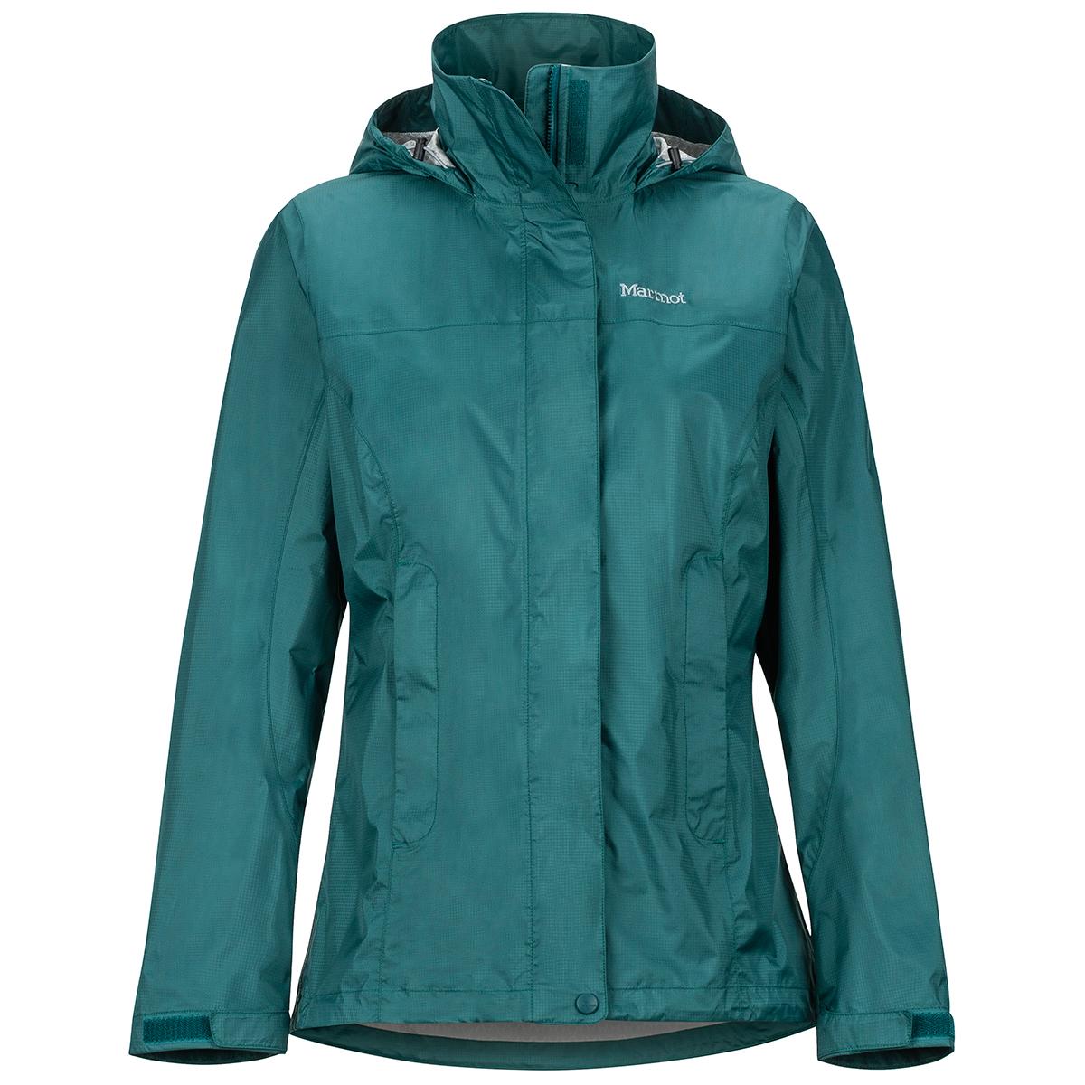 Marmot Women's Precip Eco Jacket - Green, L