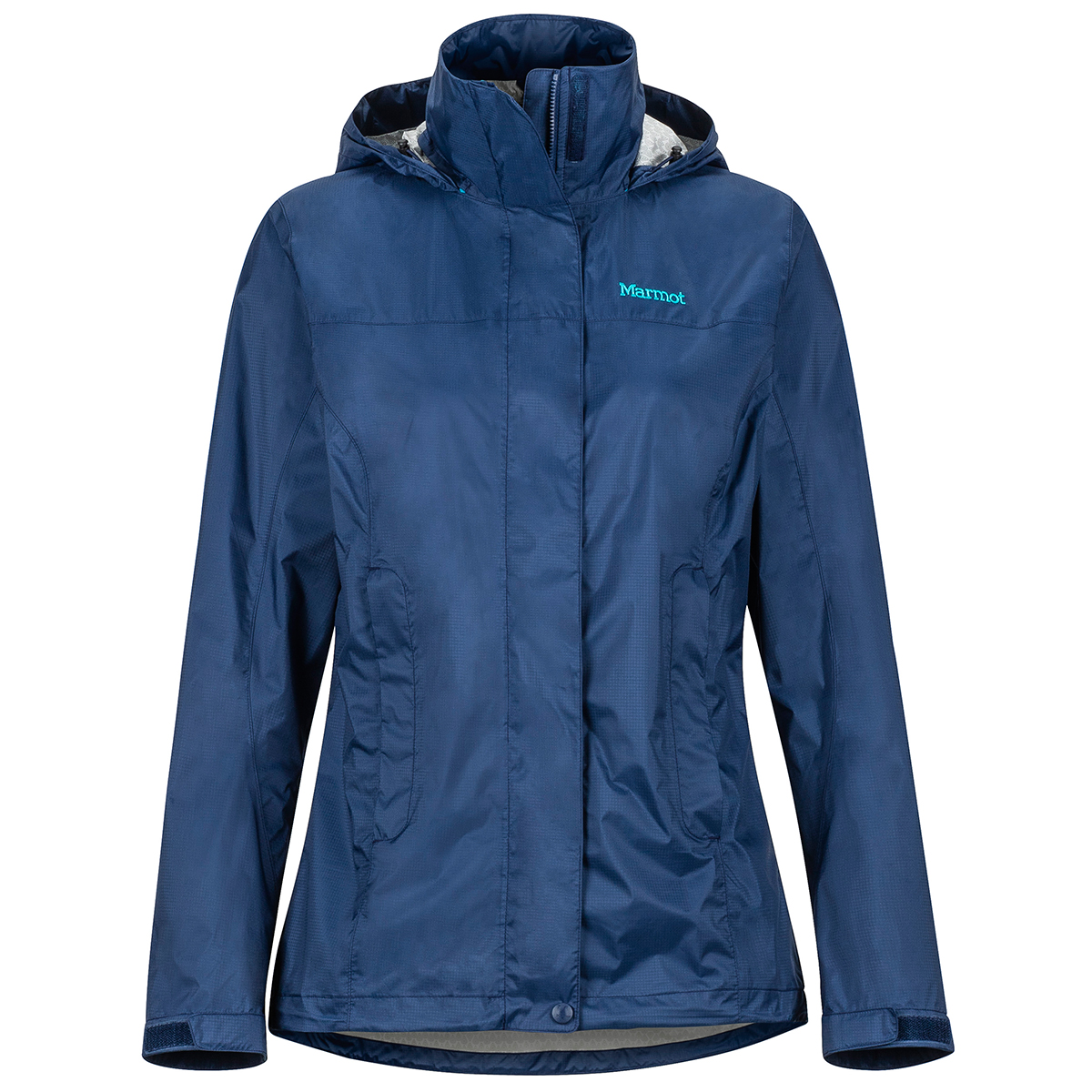 Marmot Women's Precip Eco Jacket - Blue, XS