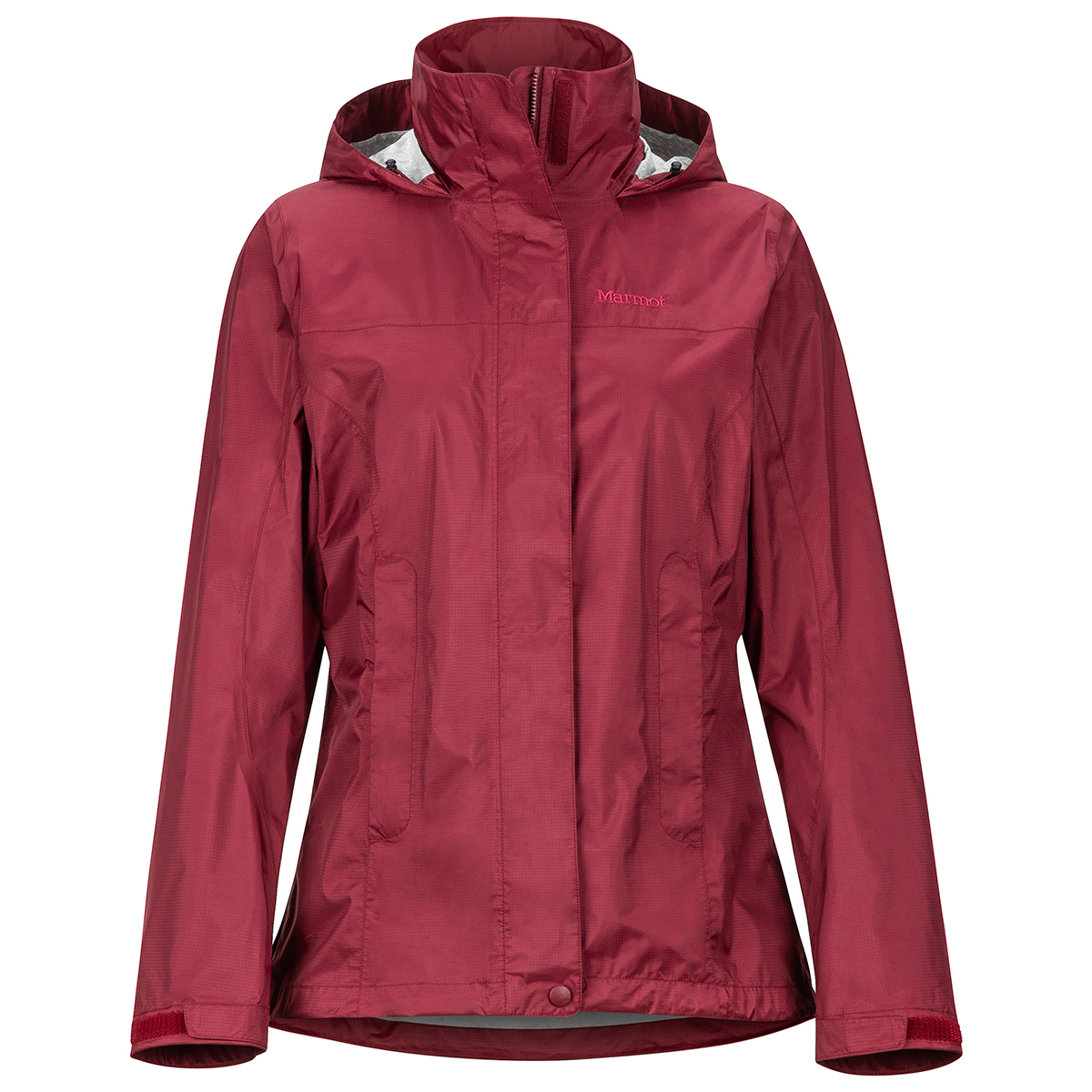 Marmot Women's Precip Eco Jacket - Red, M