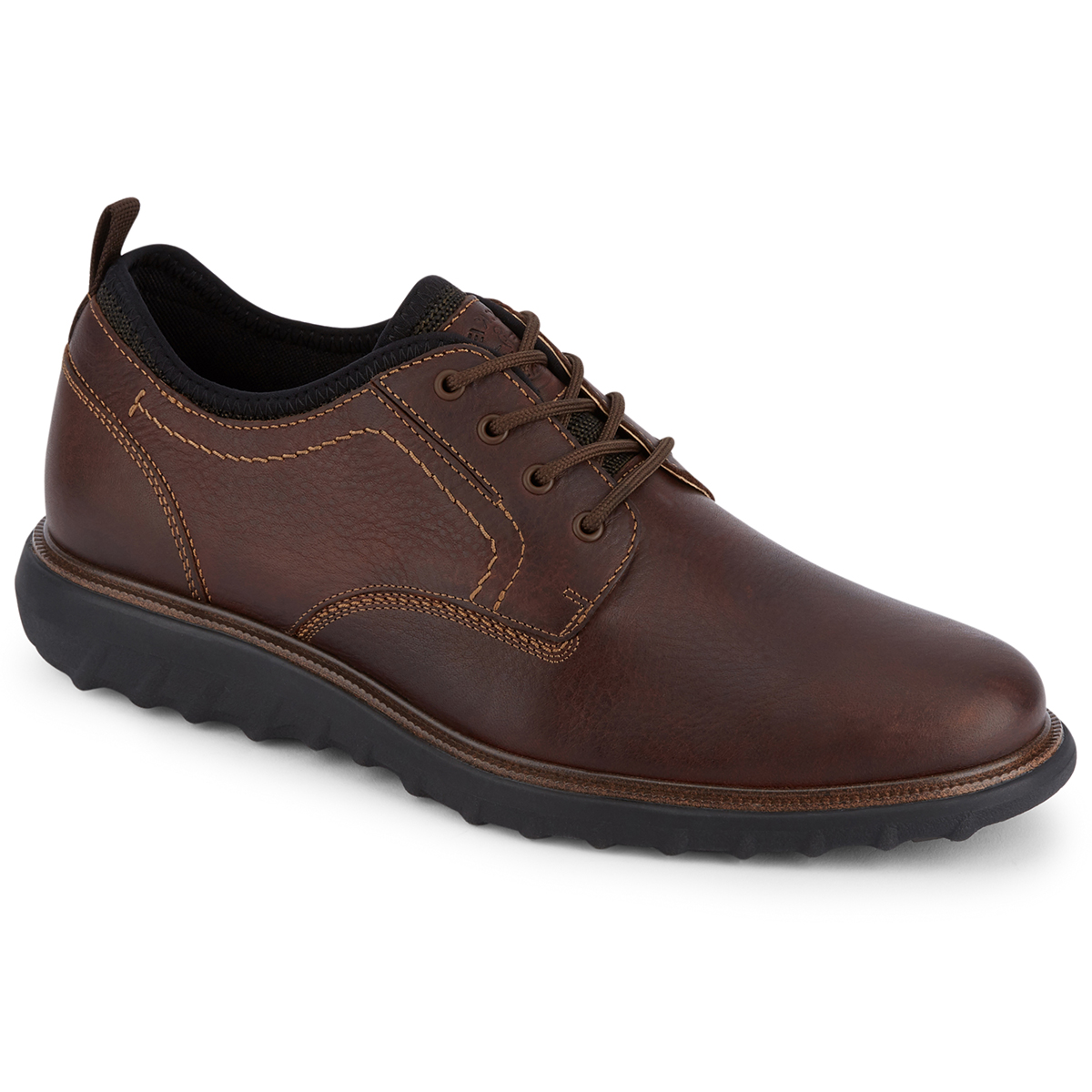 Dockers Men's Armstrong Oxford Dress Shoe - Brown, 9
