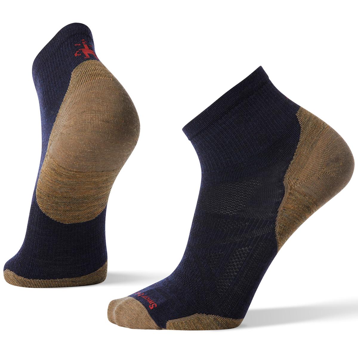 Smartwool Men's Phd Outdoor Ultra Light Mini Hiking Socks - Blue, L