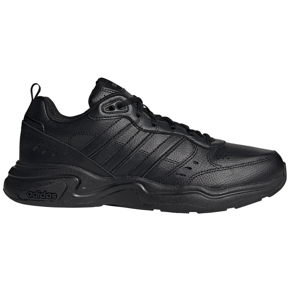 Adidas Men's Strutter Sneakers - Black, 13