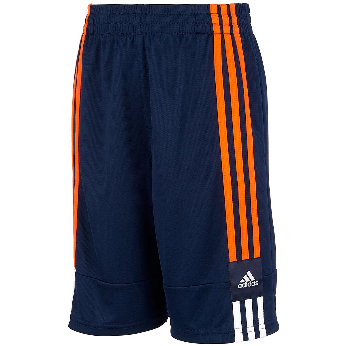 Adidas Boys' 3G Speed X Short - Blue, 7