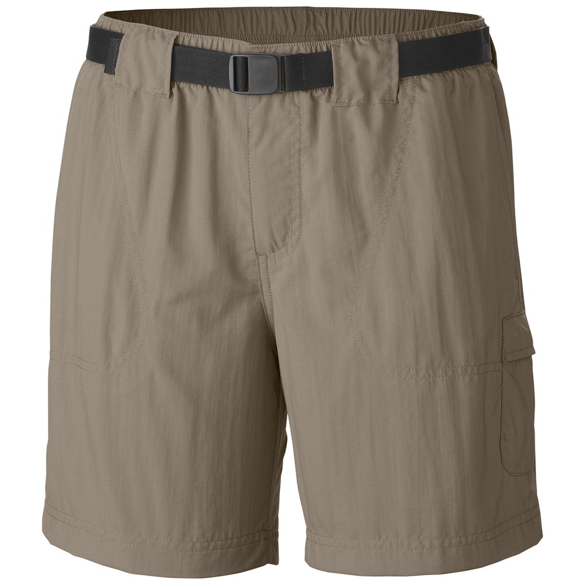 Columbia Women's Sandy River Cargo Shorts - Brown, S