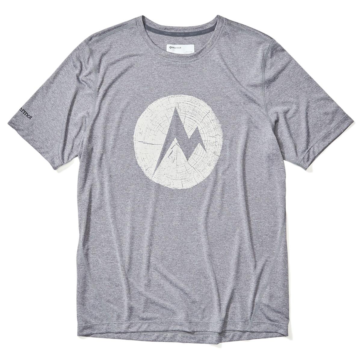 Marmot Men's Transporter Short-Sleeve Tee - Black, M