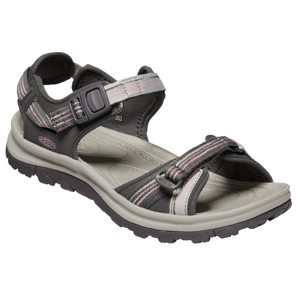 Keen Women's Terradora Hiking Sandals - Black, 9