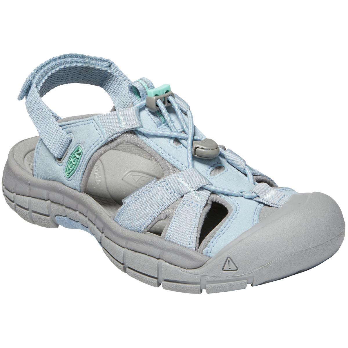 Keen Women's Ravine H2 Sandals - Blue, 7.5