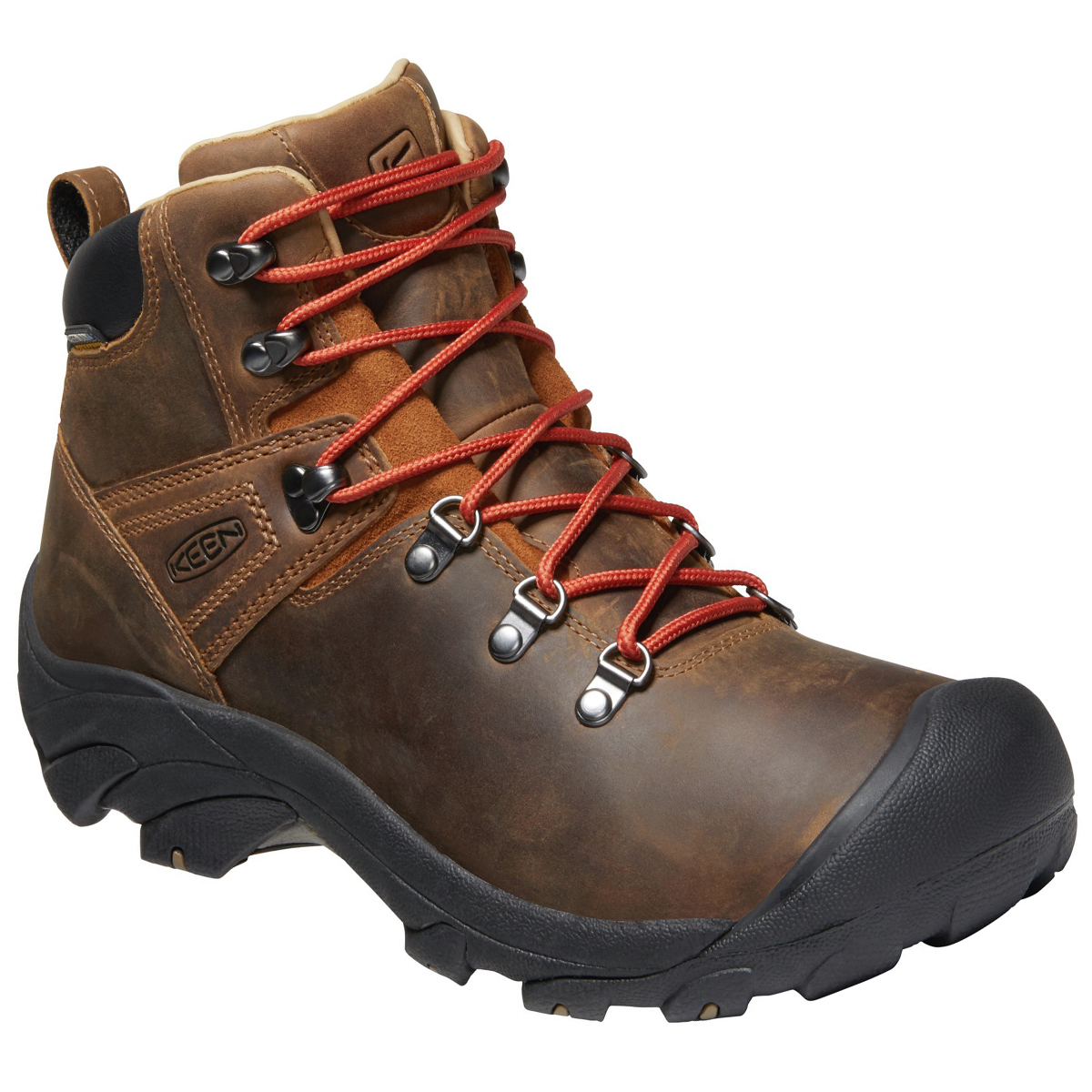 Keen Men's Pyrenees Hiking Boot - Brown, 9