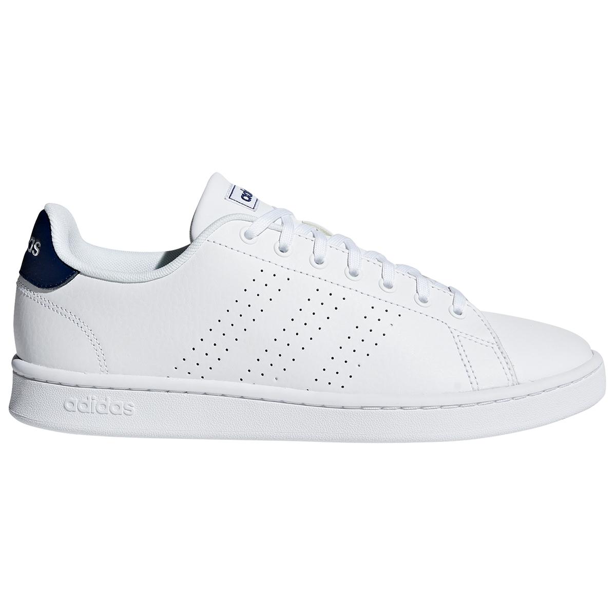Adidas Men's Advantage Shoes - White, 10