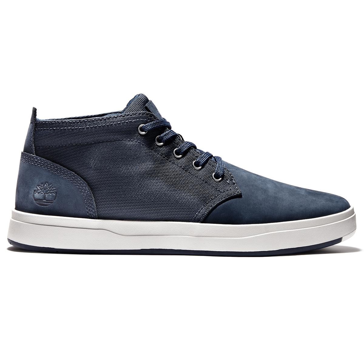 Timberland Men's Davis Square Chukka Sneakers - Blue, 8