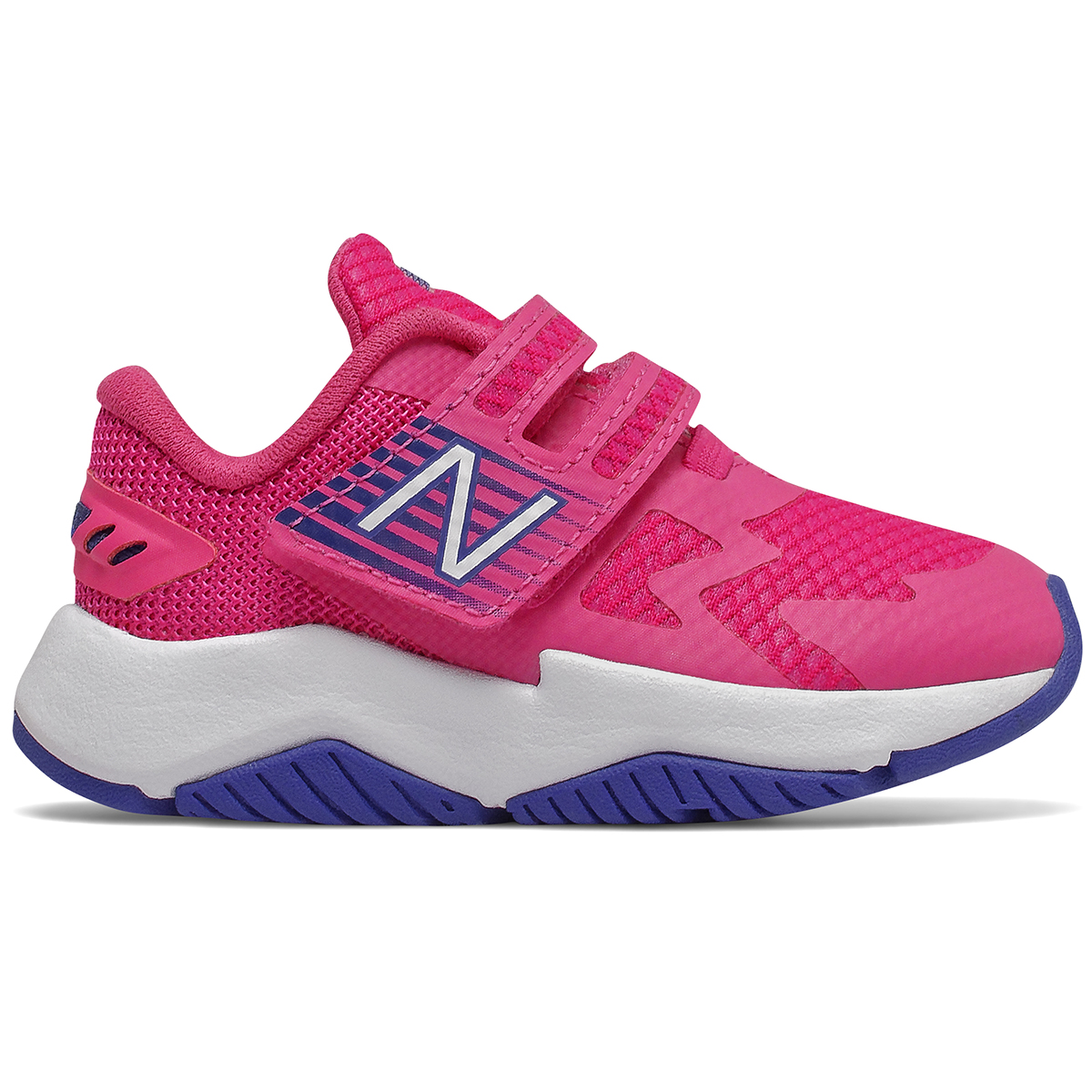 New Balance Infant/toddler Girls' Rave Running Sneakers - Red, 5