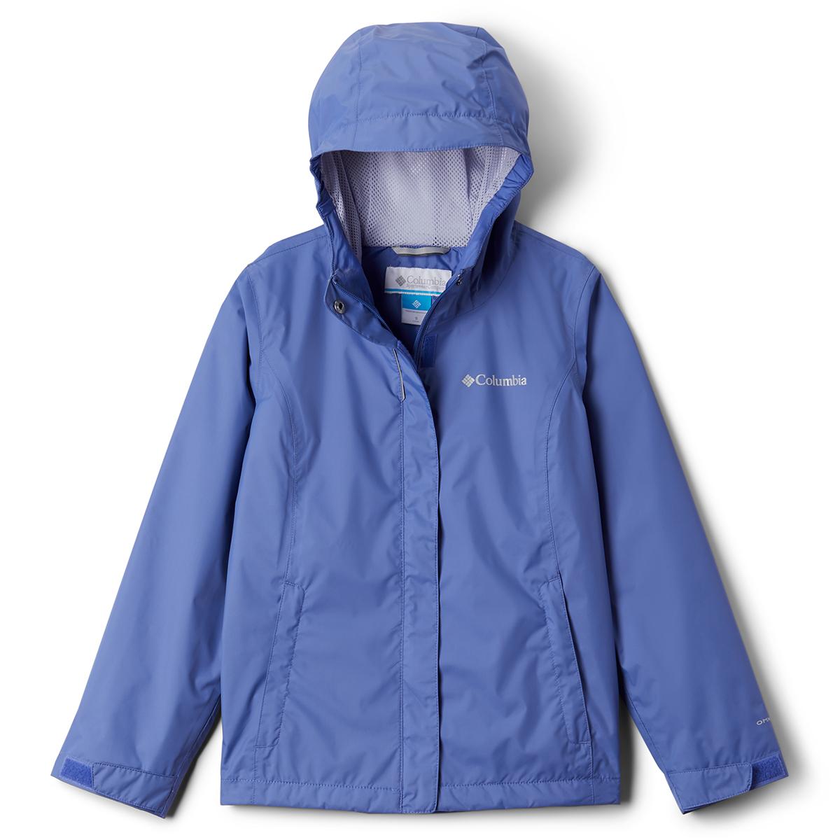 Columbia Girls' Arcadia Jacket - Blue, M