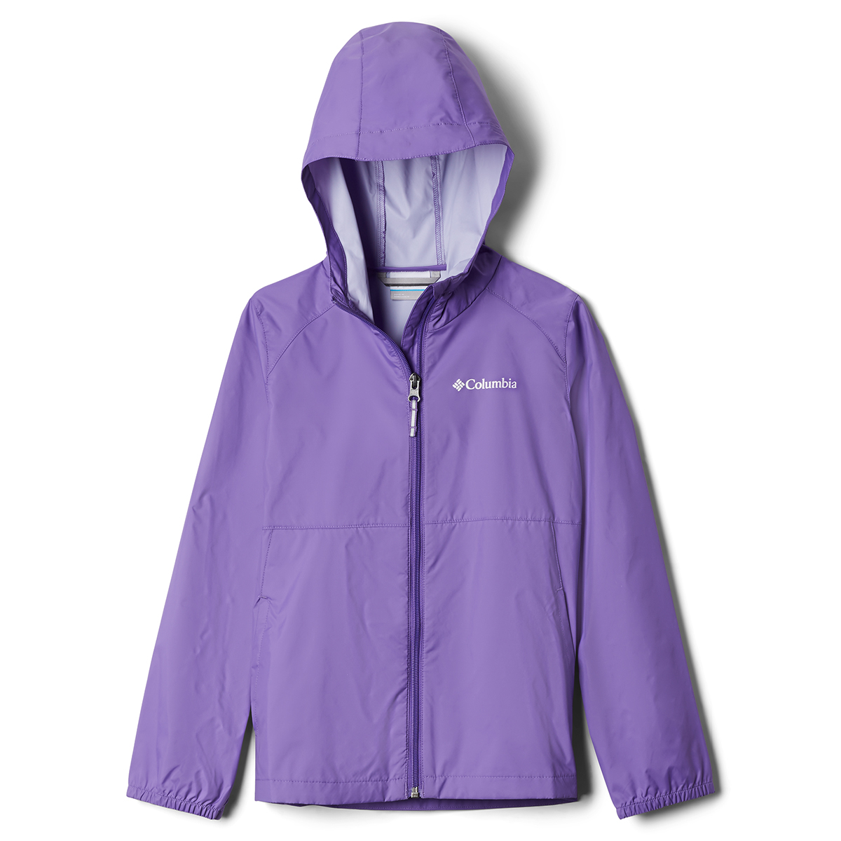 Columbia Girls' Switchback 2 Jacket - Purple, M