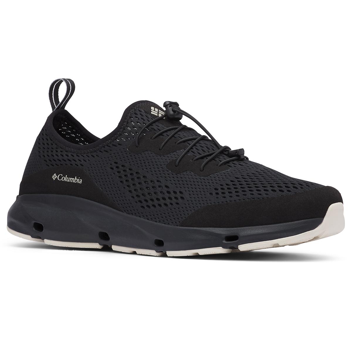Columbia Men's Vent Trail Running Shoe - Black, 12