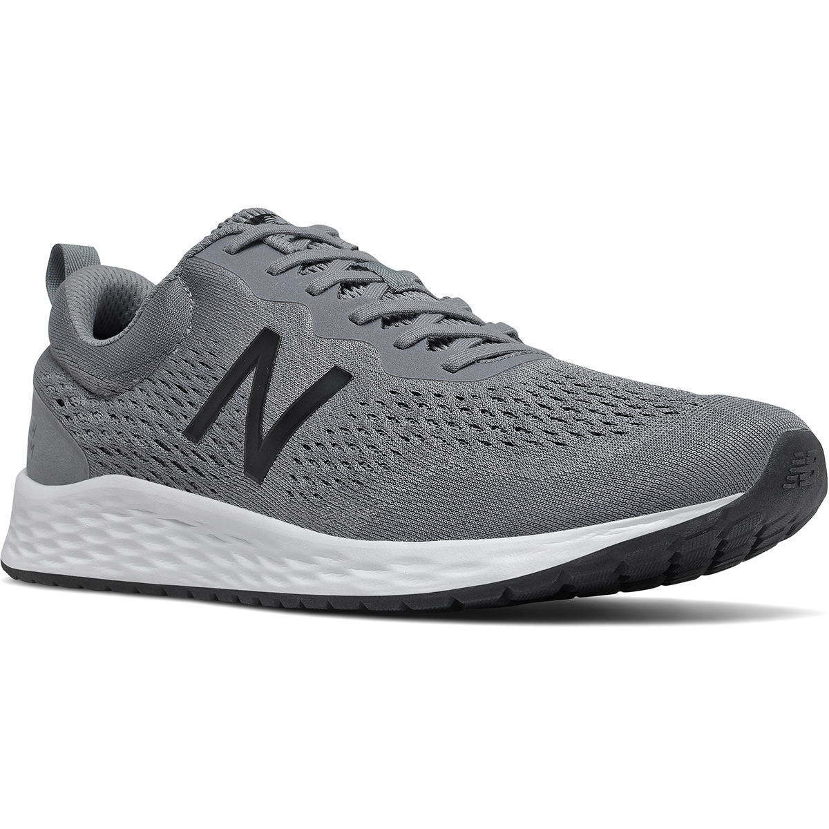 New Balance Men's Fresh Foam Arishi V3 Running Shoe - Black, 13