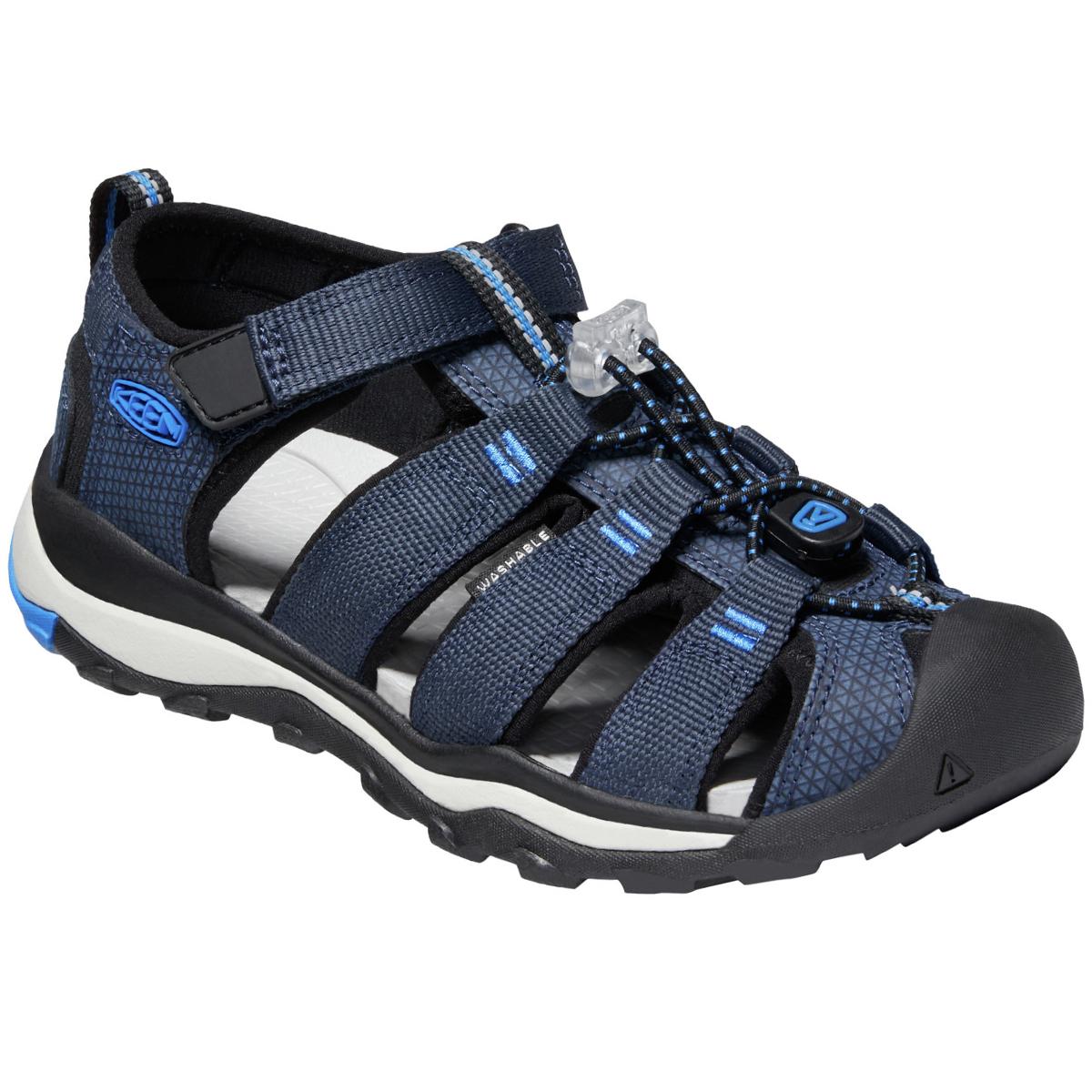 Keen Women's Kids' Newport Neo H2 Sandal - Blue, 5
