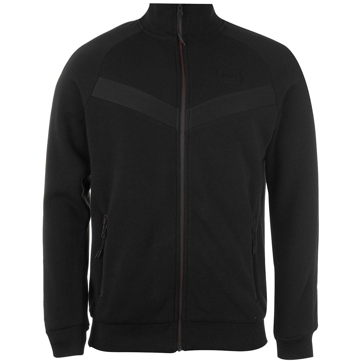 Everlast Men's Premium Zip Sweater - Black, M