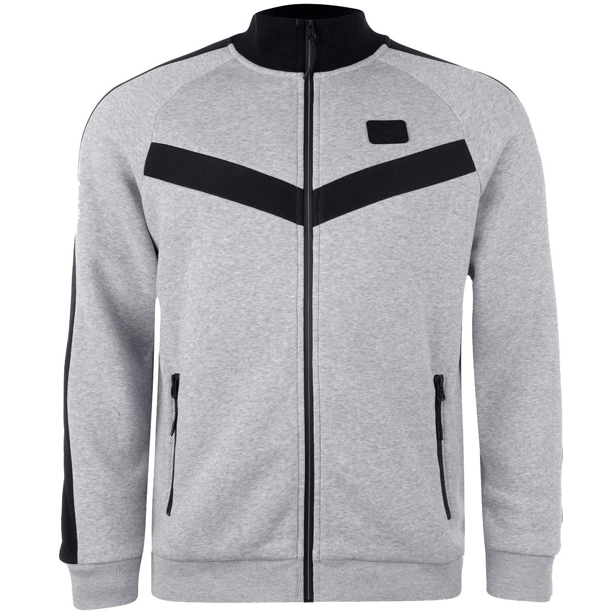 Everlast Men's Premium Zip Sweater - Black, S