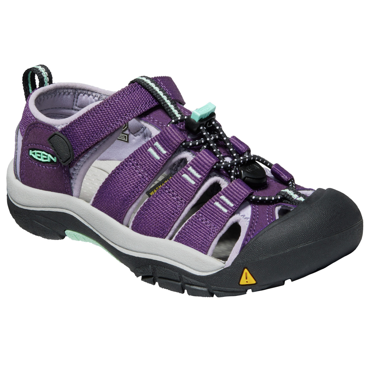 Keen Kids' Newport H2 Sandal - Purple, 10