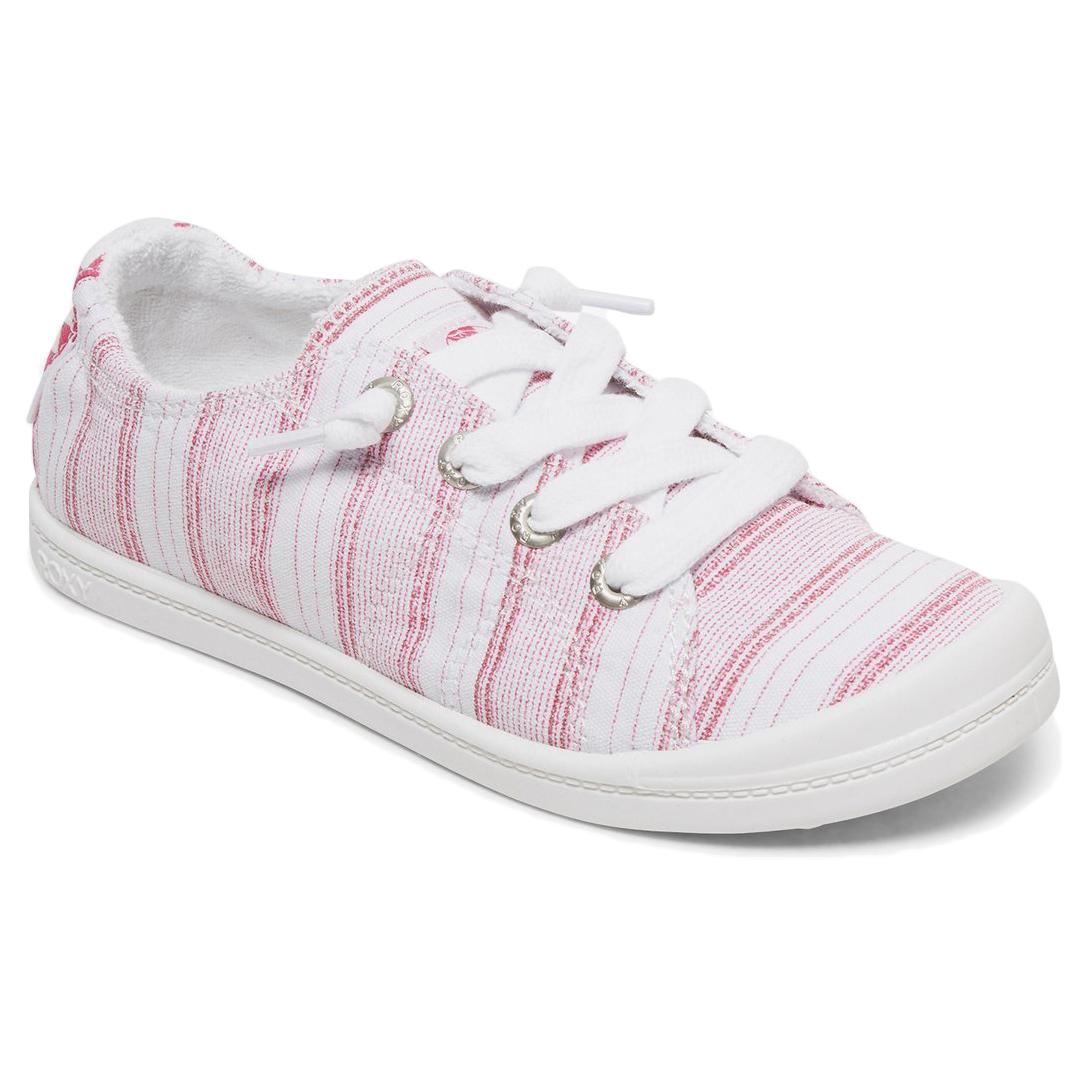 Roxy Girls' (8-16) Bayshore Shoes - Red, 2