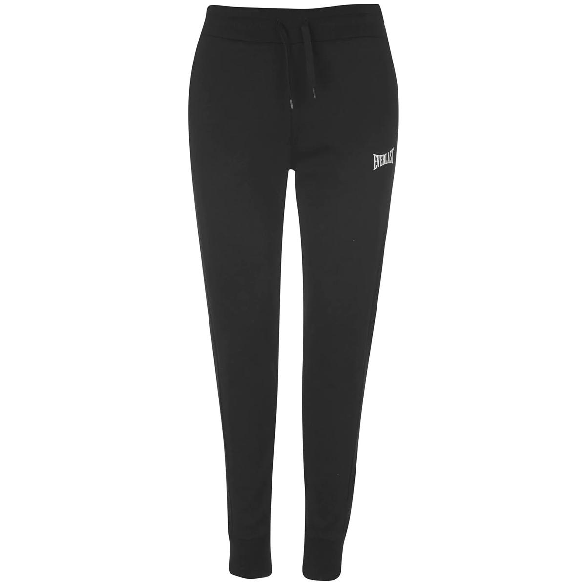 Everlast Women's Jogging Pants - Black, 4