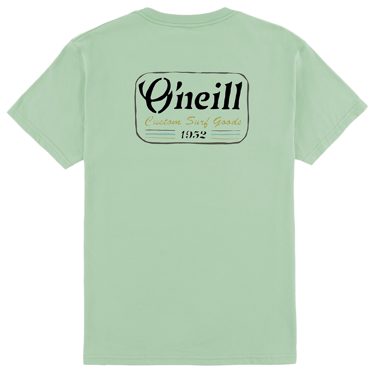 O'neill Men's Short-Sleeve Cooler Tee - Green, S