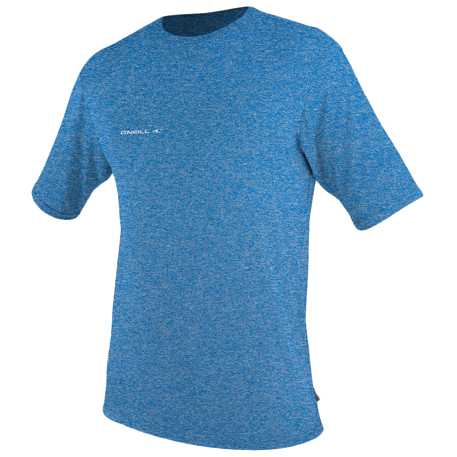 O'neill Men's Hybrid Sun Short-Sleeve Tee - Blue, L