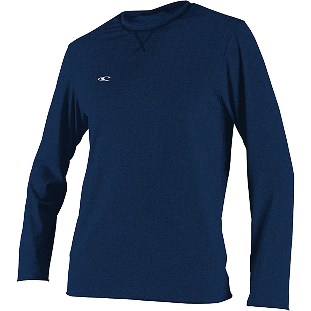 O'neill Men's Hybrid Sun Long-Sleeve Tee - Blue, M
