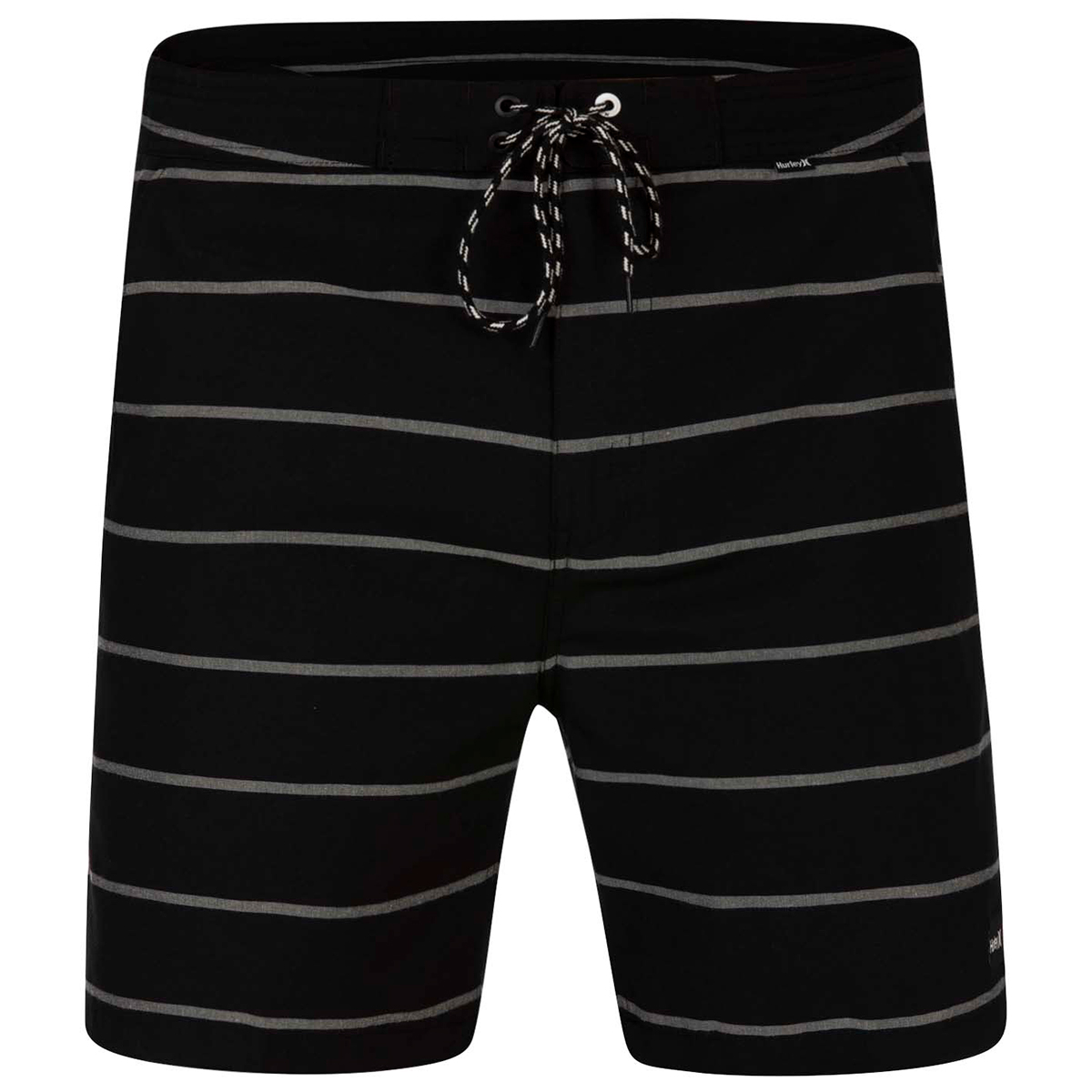 Hurley Men's Harvey Beachside Shorts - Black, 36