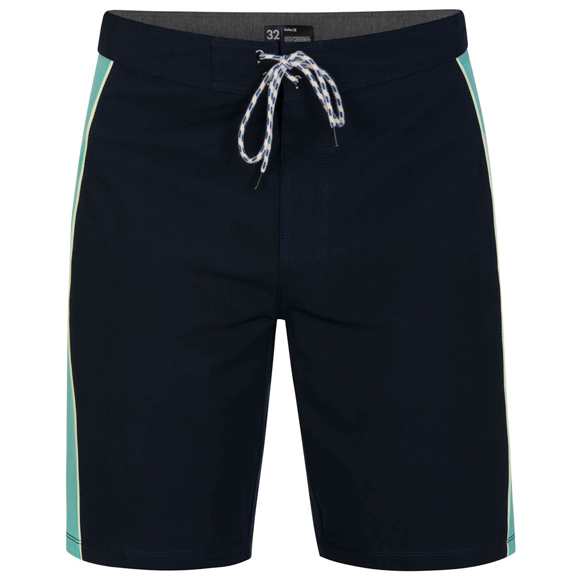"Hurley Men's Phantom Fastlane 20"" Board Shorts - Blue, 30"
