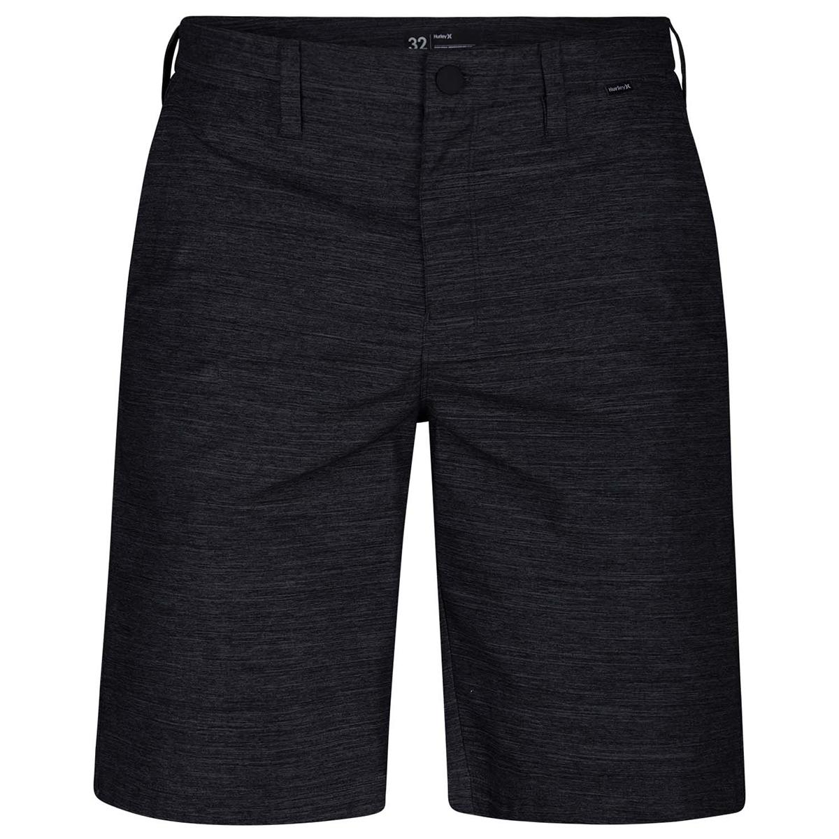 Hurley Men's Dri-Fit Breathe Chino Shorts, 21 In. - Black, 32