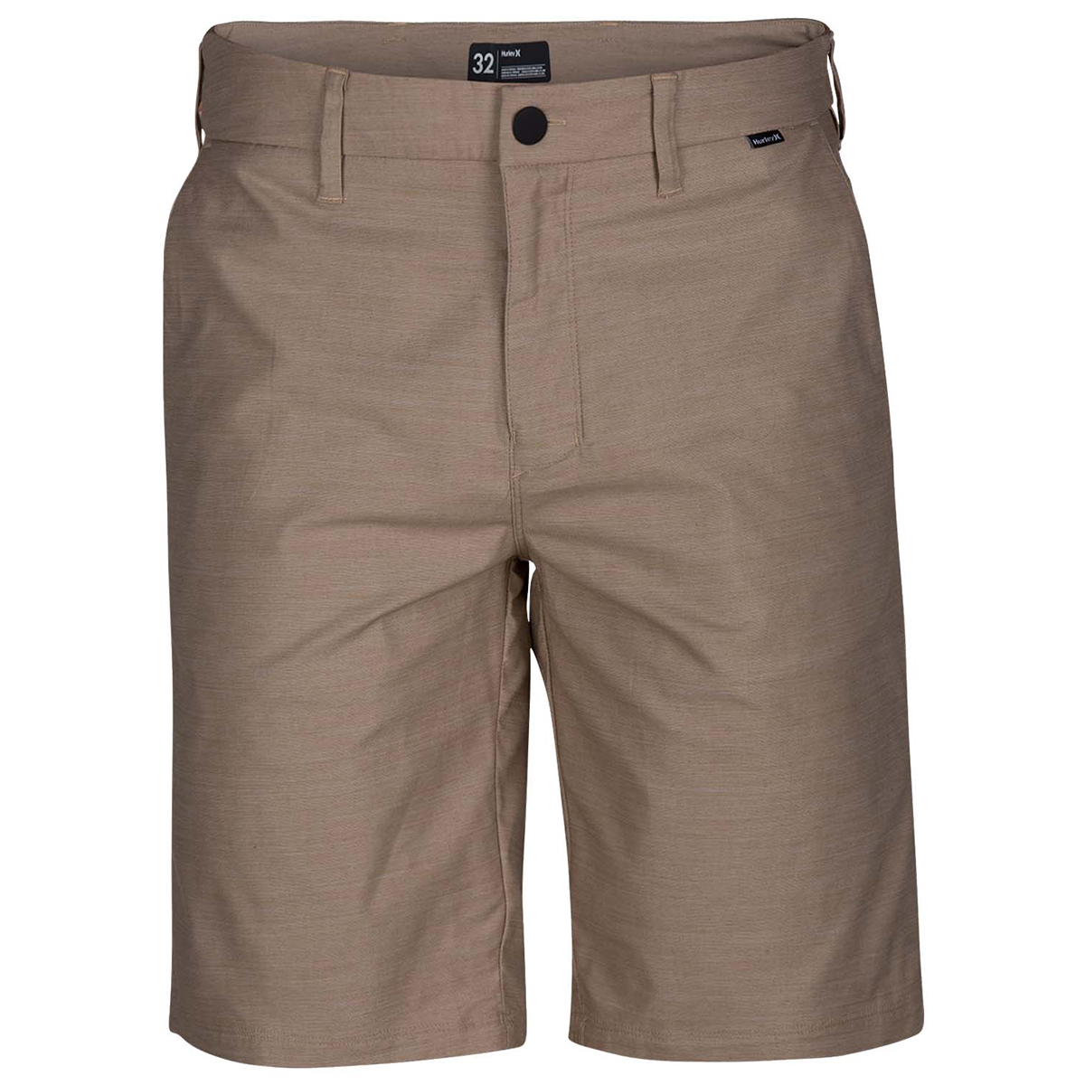 Hurley Men's Dri-Fit Breathe Chino Shorts, 21 In. - Brown, 30