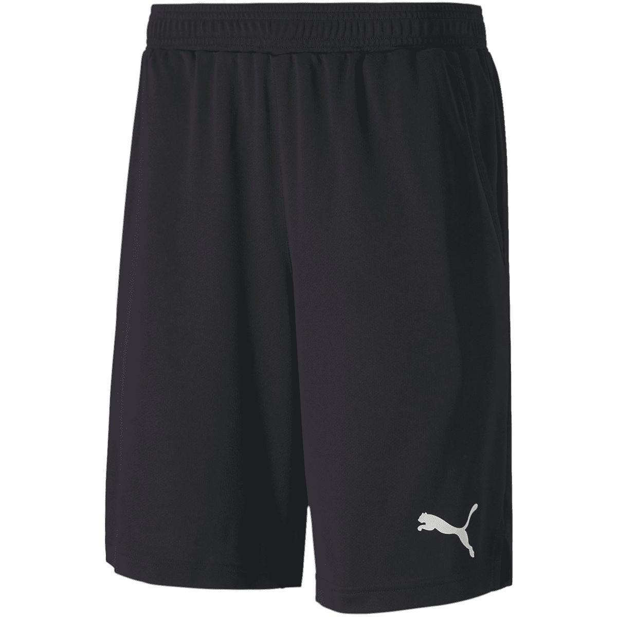 "Puma Men's Rtg Interlock 10"" Shorts - Black, M"