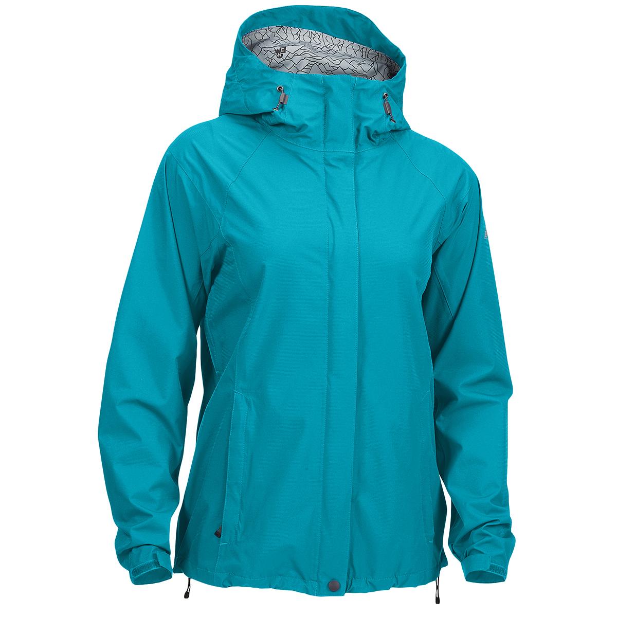 Ems Women's Thunderhead Peak Rain Jacket - Blue, S