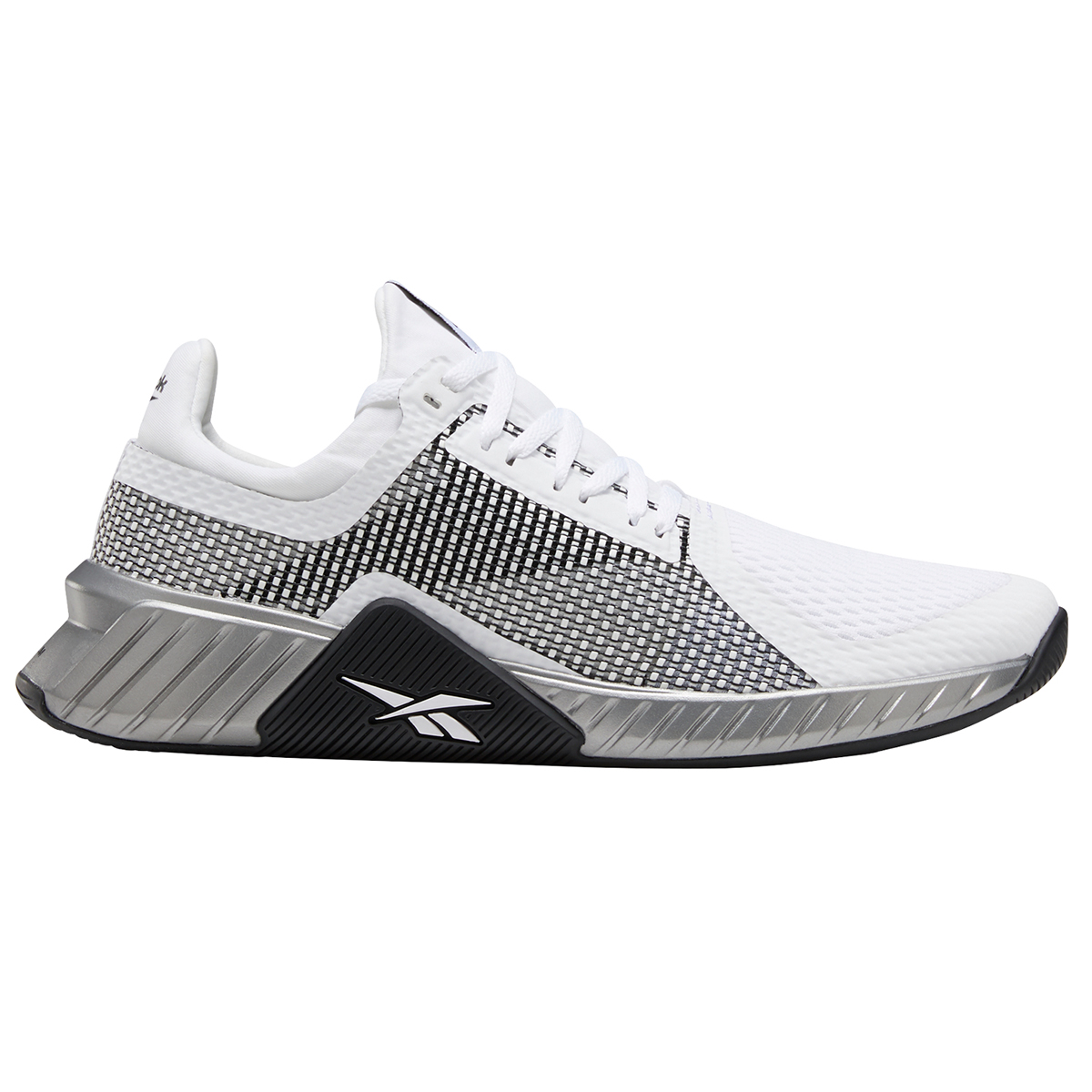 Reebok Men's Flashflim Training Shoes - White, 9.5
