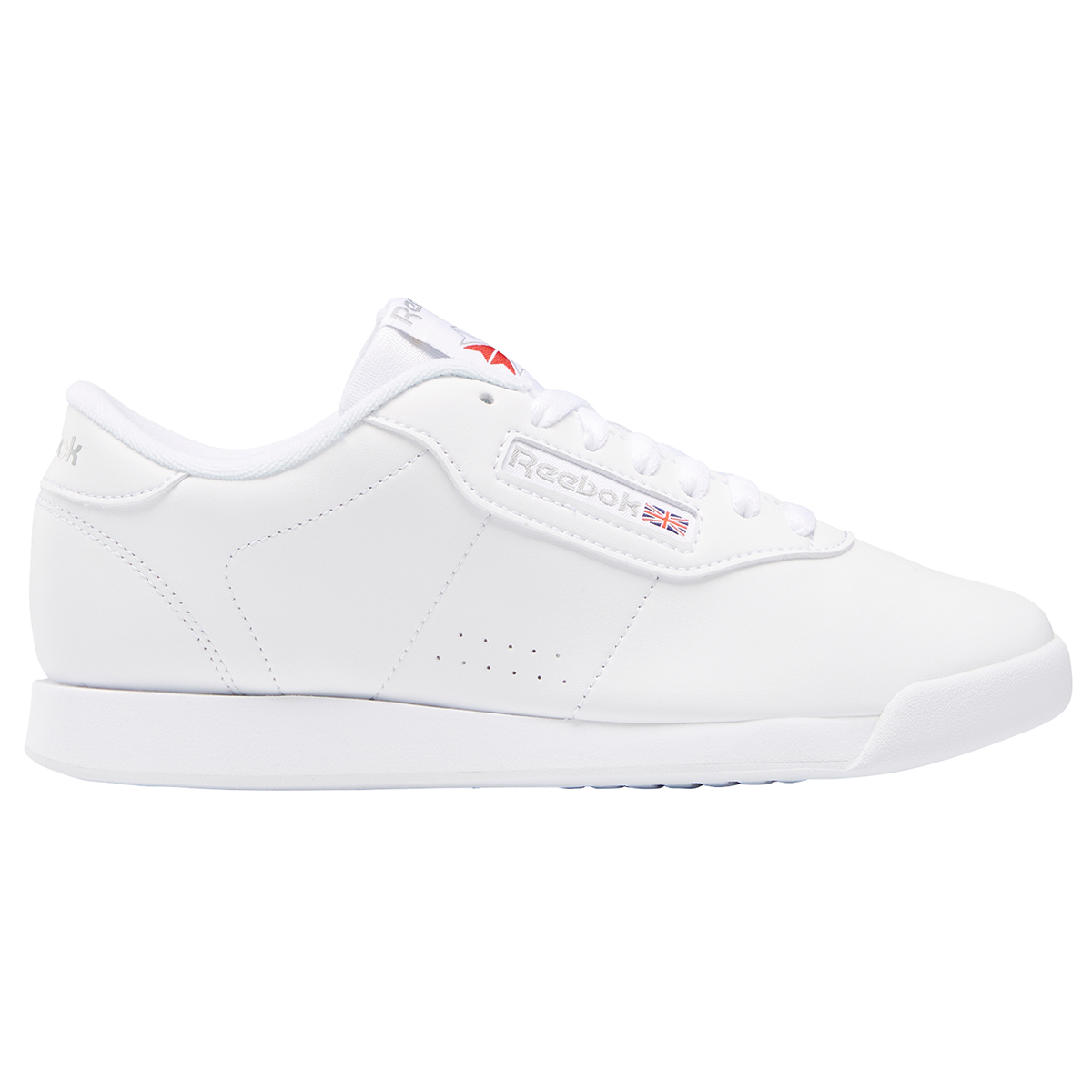Reebok Women's Casual Princess Sneakers - White, 6.5