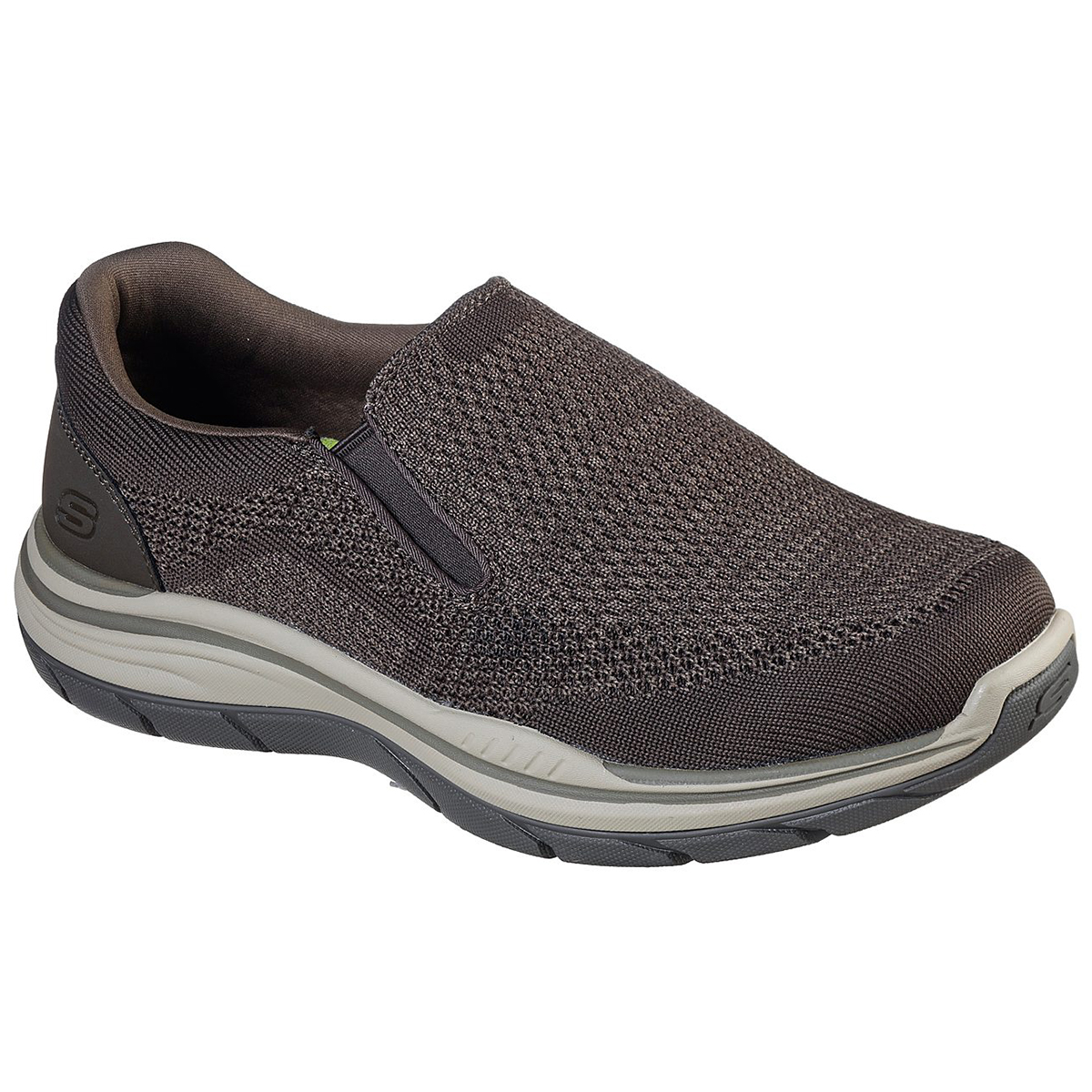 Skechers Men's Relaxed Fit: Expected 2.0 - Arago Shoe, Extra Wide - Green, 9